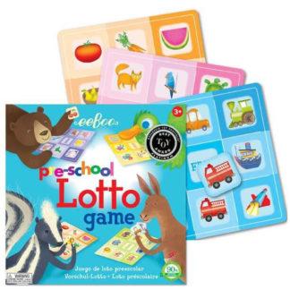 Pre School Lotto Game