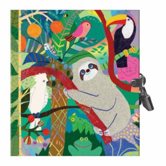 Secret Sloth Diary