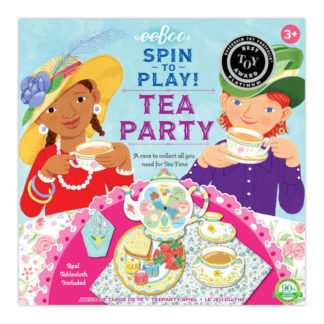 Tea Party Spinner Game Cover