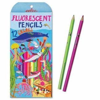 In the Sea Fluorescent Pencils