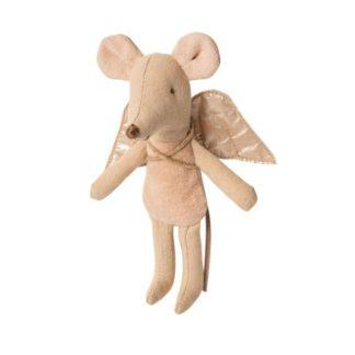 Maileg Fairy Mouse Cream