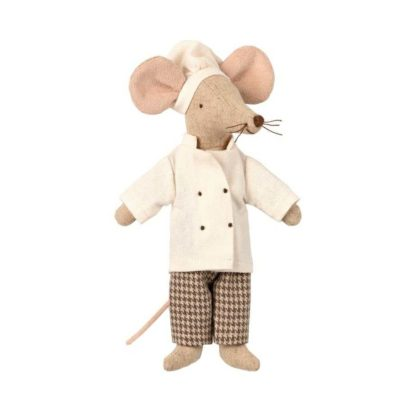 Maileg Chef Mouse Outfit