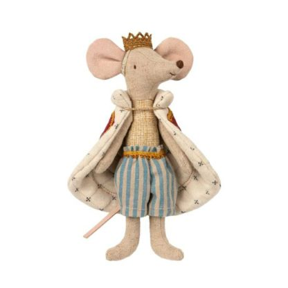 Maileg King Outfit Mouse