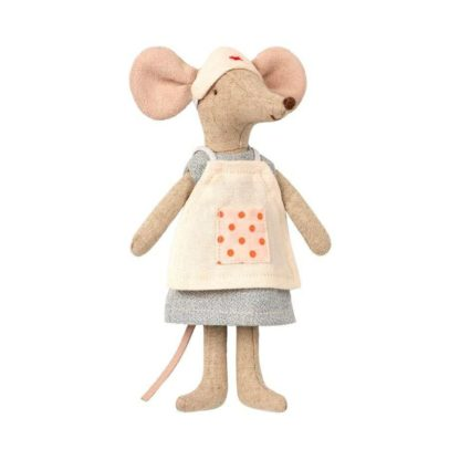 Maileg Nurse Outfit Mouse