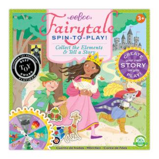 Fairytale Spinner Game by eeBoo