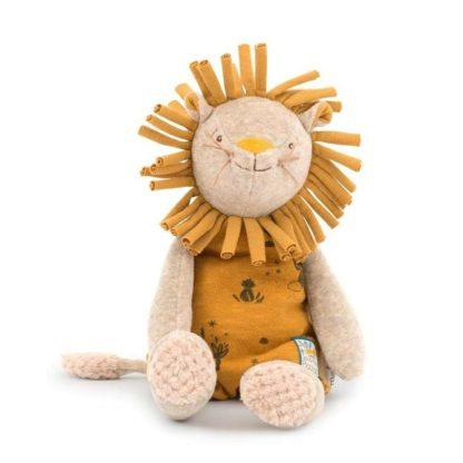 Soos mon Baobab Paprika Lion Soft Toy