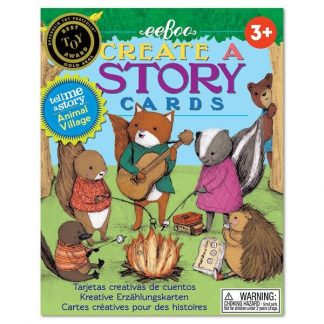 Animal Village Tell Me a Story Cards