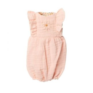 Maileg Size 3 Pink Jumpsuit