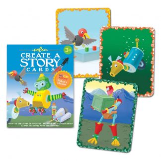 Robot Tell Me a Story Cards