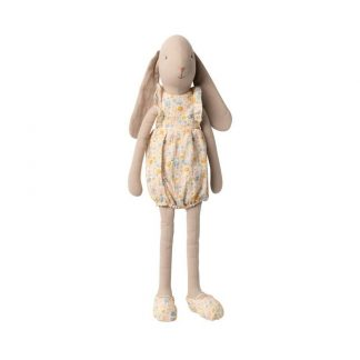 Maileg Size 3 Bunny in Flower Suit