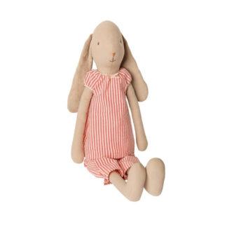 Maileg Size 4 Bunny Stripy Pyjamas