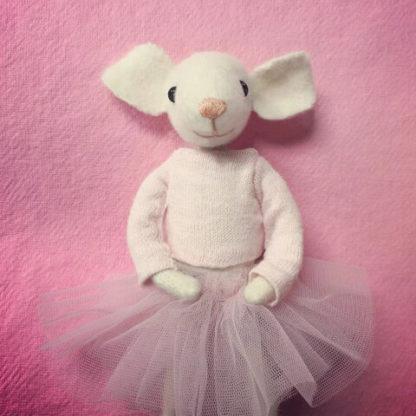 Pippi & Me Ballerina Mouse