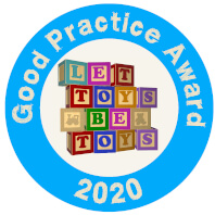 Let Toys be Toys Good Practice Award 2020